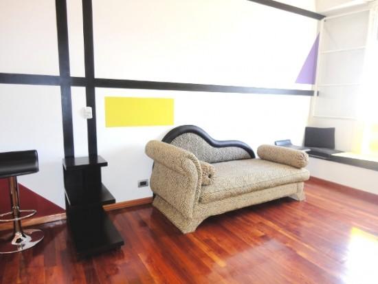 875 Departamento Moderno De Gran Tama O Muebles Con